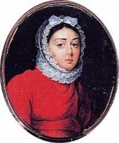 Графиня Екатерина Федоровна Тизенгаузен