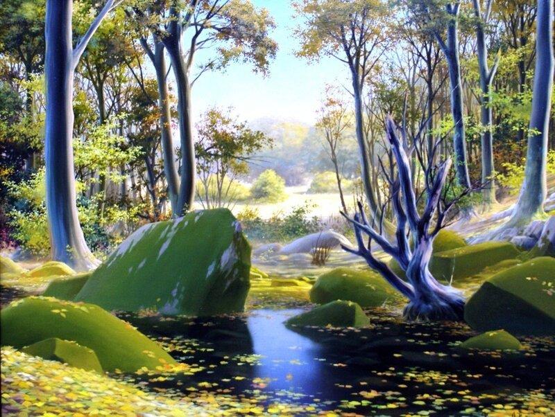 Картины художника Алексея Капустяна (62)