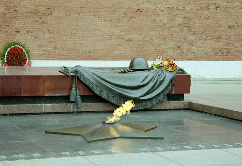 Москва могила неизвестного солдата