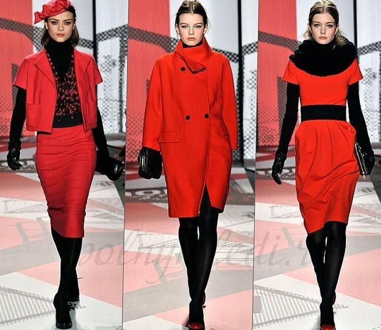 Красное и Чёрное 2016 Сайт Женщина