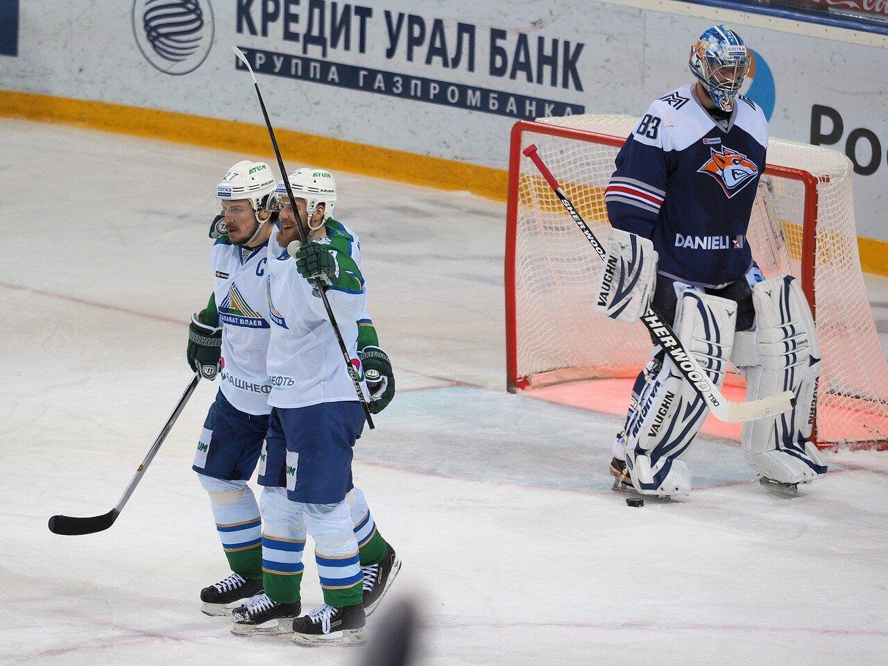 122Плей-офф 2016 Восток Финал Металлург - Салават Юлаев 23.03.2016