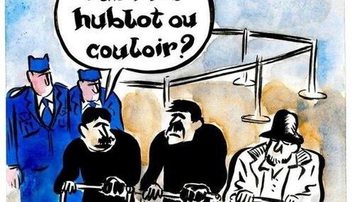 Новая карикатура Charlie Hebdo возмутила Совет Федерации