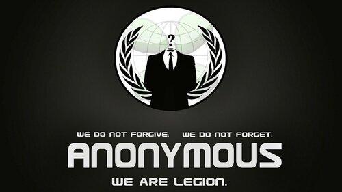 Anonymous объявили войну ИГИЛ за теракты в Брюсселе