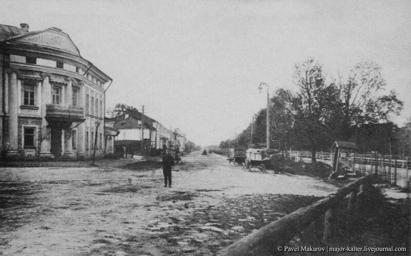 В.Волочек -  Петербургское шоссе.JPG