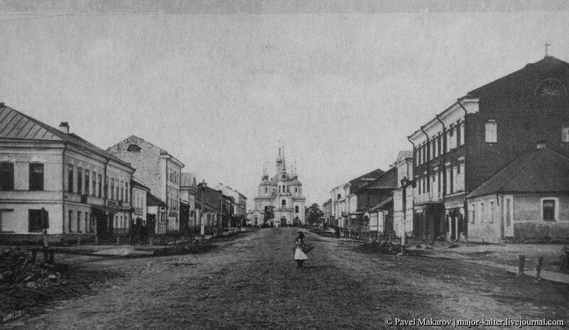 В.Волочек - Екатериниская улица.JPG