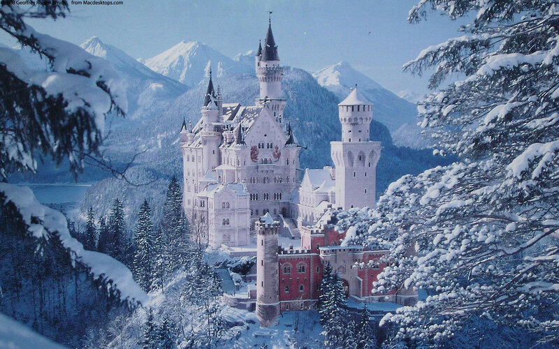 Замок госпожи Оливии Бельмонд.