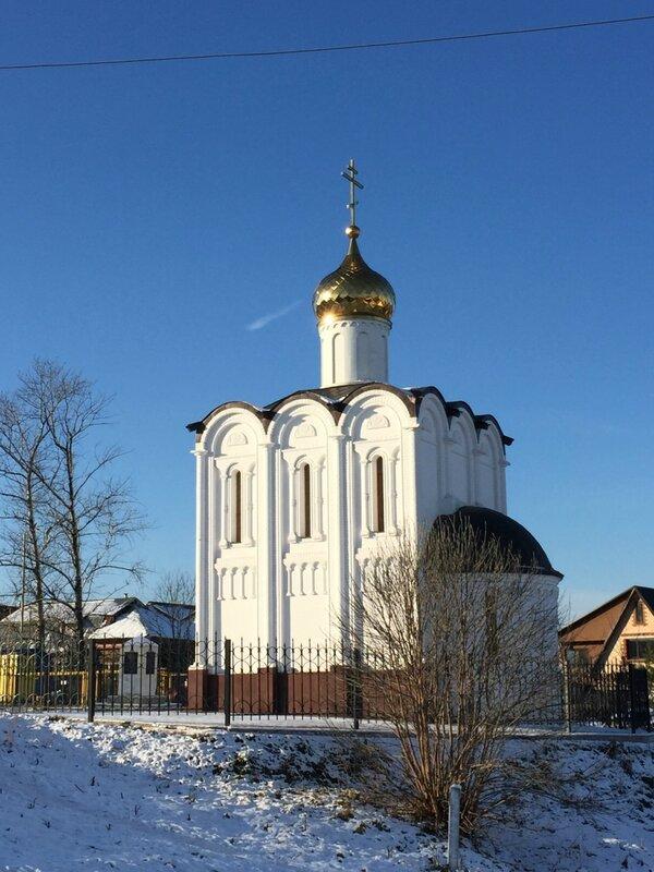 Черноостровский монастырь
