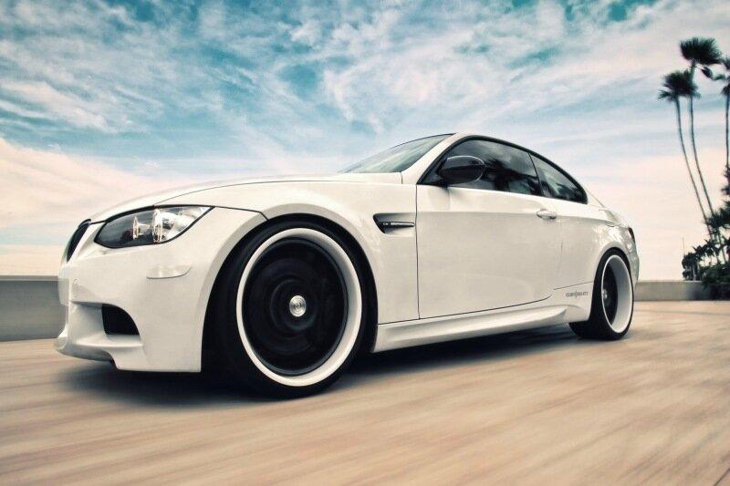 Самые популярные цвета для автомобилей: белый победил серебристый