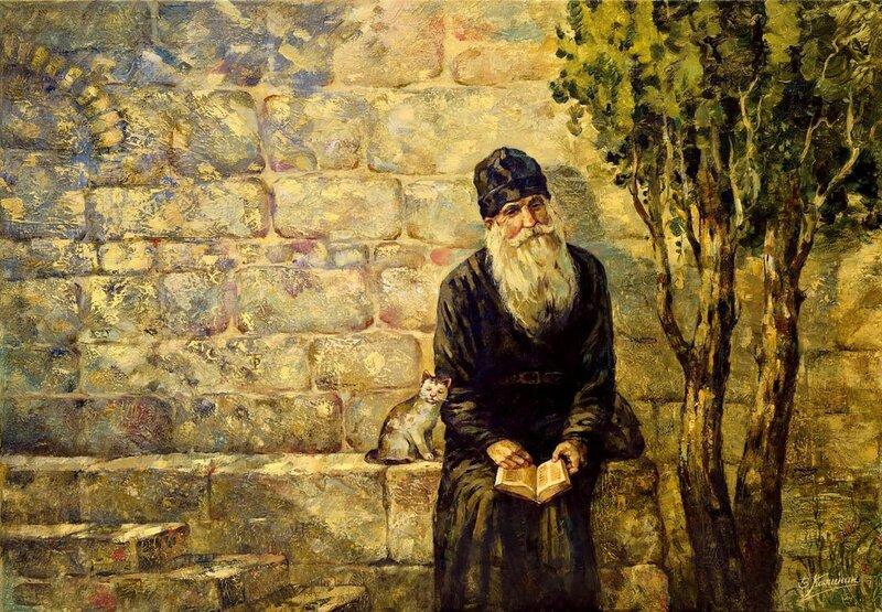 Владимир Ильич Калинин (род. в 1966 году). Тишина.
