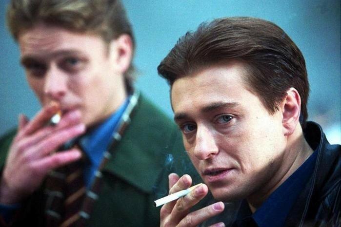 Образы бандитов в российском кино