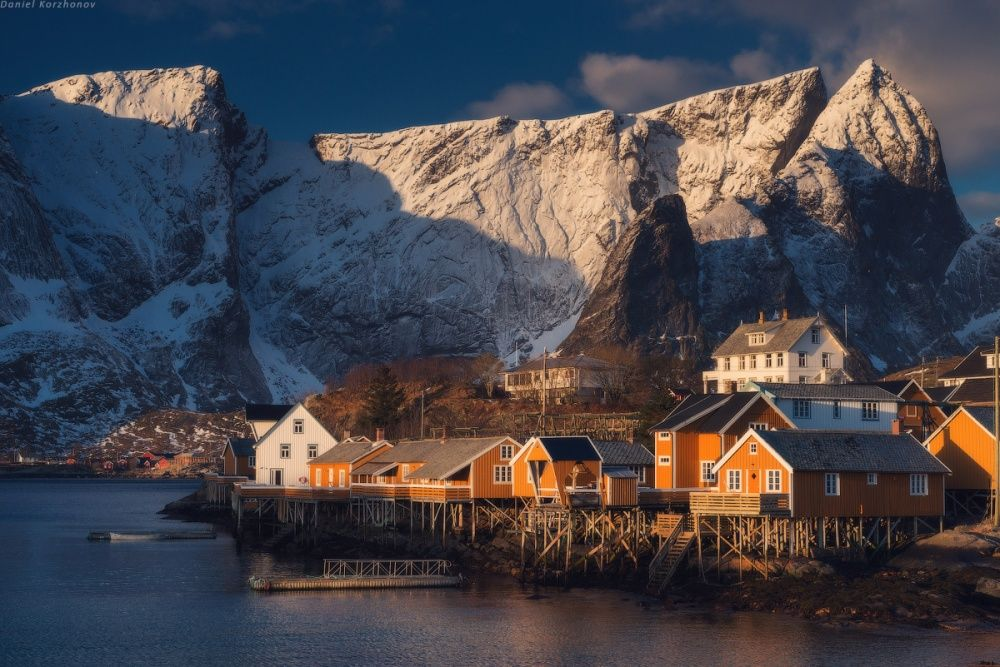 16. Рейне, Норвегия (© korzhonov)