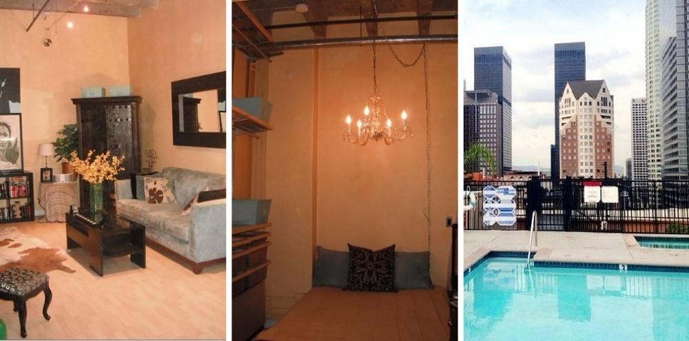 Место: Даунтаун. Квартира-студия с бассейном на крыше. Фанатам готики понравится. Токио, Япония — 18