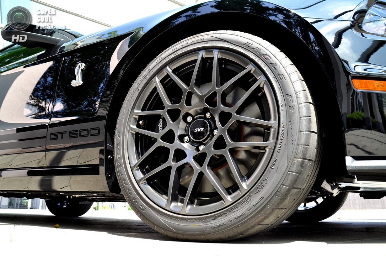 GeigerCars продолжает разгонять Ford Shelby