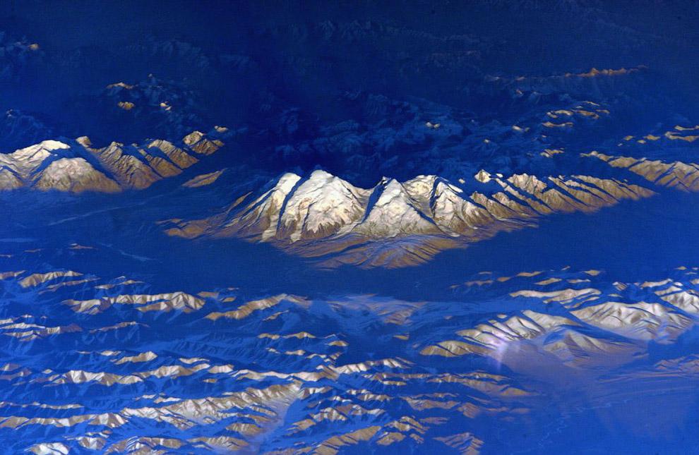 5. Риф Сан-Рафаэля — геологическая особенность, расположенная в округе Эмери в центральной Юте,