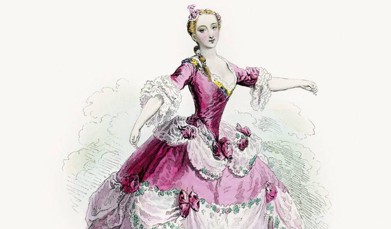 Примерно в 18 веке белая кожа стала символом статуса. Вынужденные зарабатывать на кусок хлеба люди п