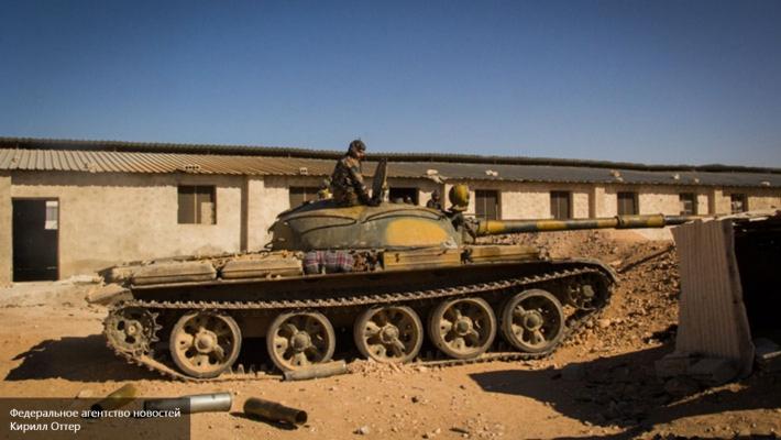 МИД Сирии обещает отправить иностранных агрессоров домой вгробах