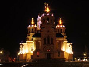 Новочеркасск - столица Донского казачества. Вознесенский войсковой собор.