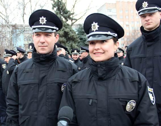 Житомирские полицейские