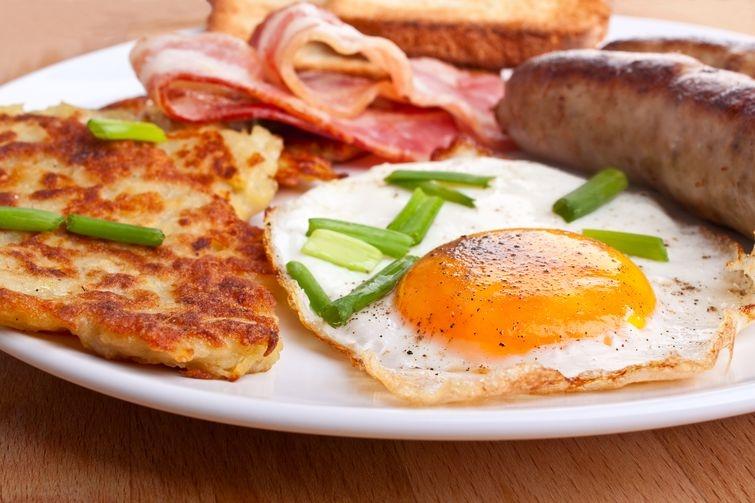 Что нельзя жрать на завтрак