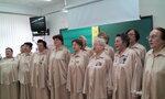 Народный хор ветеранов Дворца культуры и молодежи «Город»