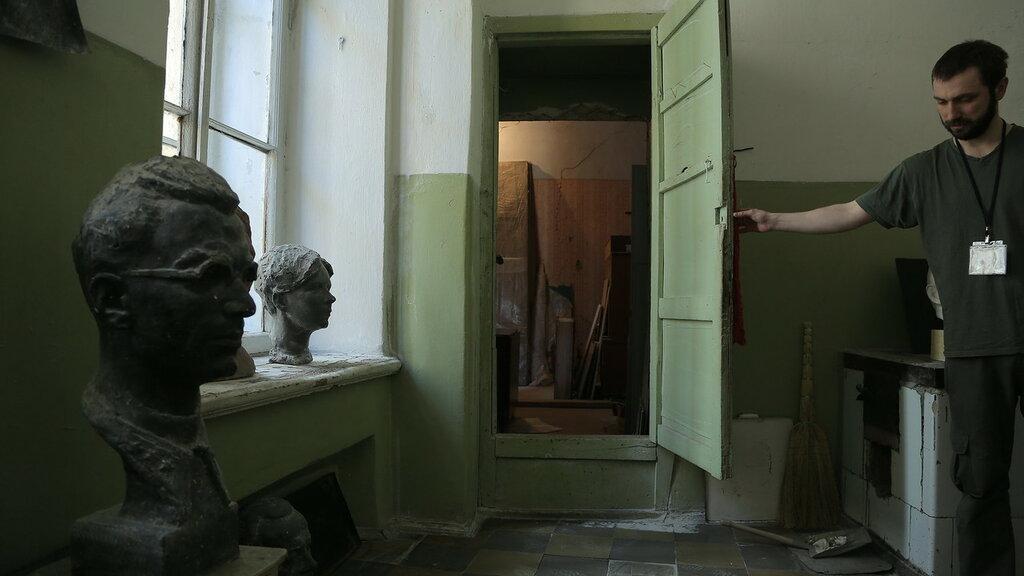 Музей-квартира И.Бродского