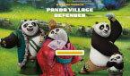 Кунг-фу Панда 3 Защити Деревню