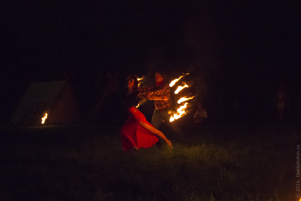 Правый Берег 2015. Танец Огня. 12