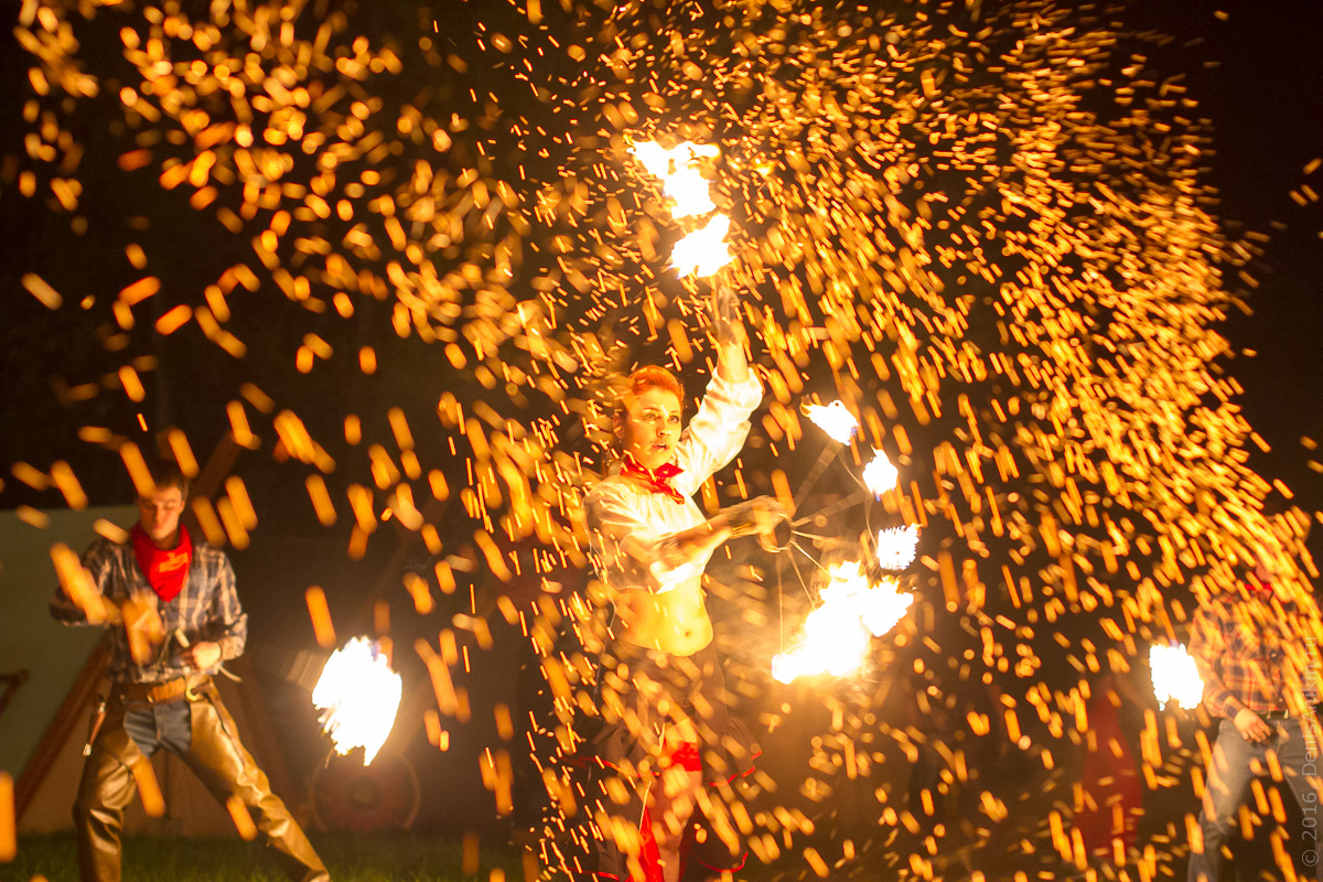 Правый Берег 2015. Танец Огня. 18