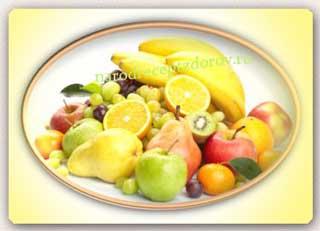 Лечение кашля фруктами