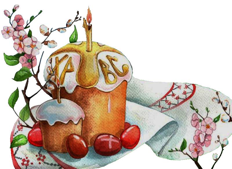 Рецепт теста для пасхальных куличей с фото