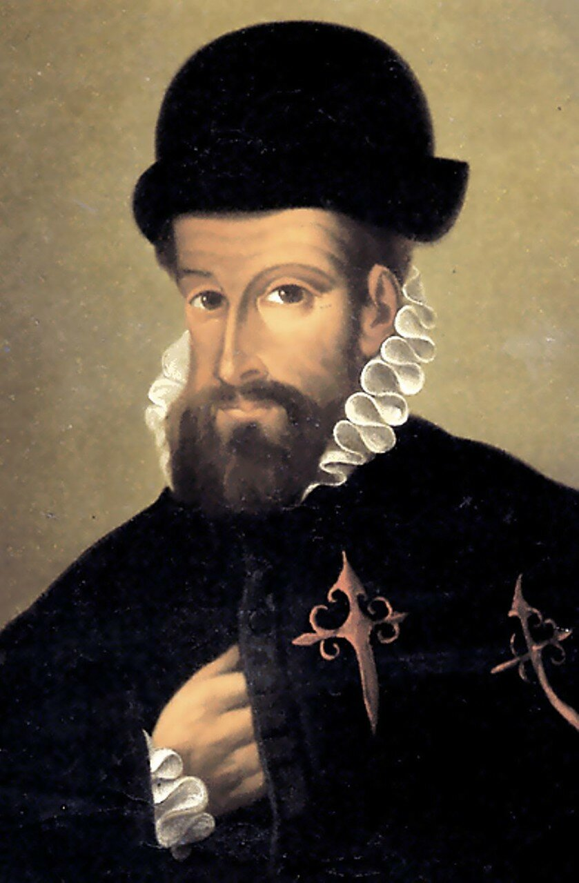 Франсиско Писарро Francisco-Pizarro-um1540.jpg