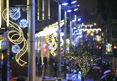 Рождественский Глазго