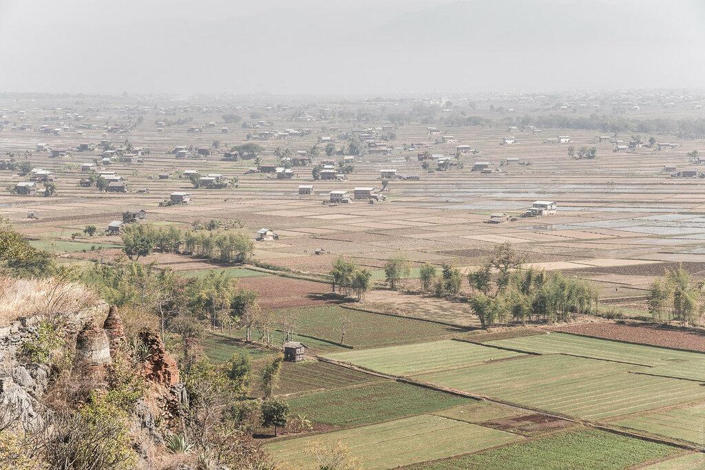 Бирма. ОзероИнле– часть2