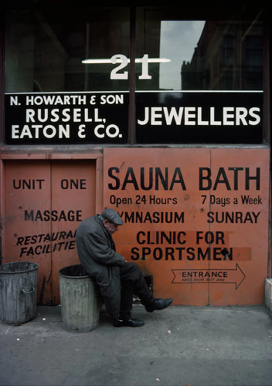 1980. Манчестер
