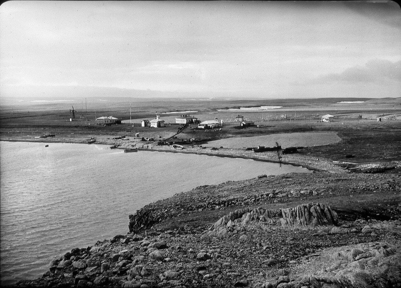 1937. Новая Земля, Мыс Желания