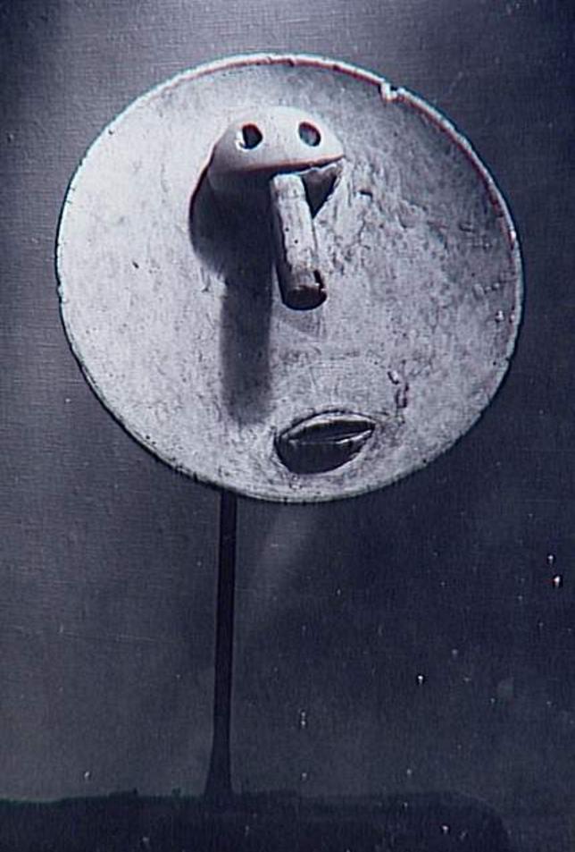 1931. Голова (гипс). Пикассо, Париж