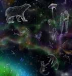Лоскутное одеяло Вселенной