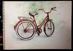 Соседский велосипед