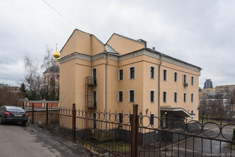 2-й Троицкий переулок, дом 12/2, строение 4.
