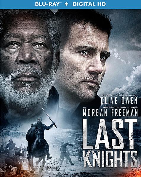 Последние рыцари / Last Knights (2015/Blu-ray/BDRip/HDRip)