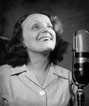 Edith Piaf 1947 Belgique