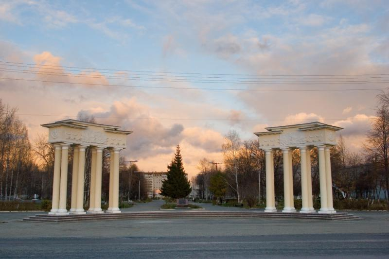 Город Берёзовский, музей золота