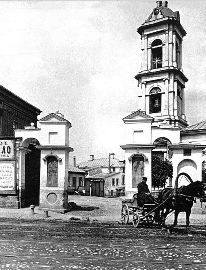 462. Церковь Иконы Смоленской Божией Матери на Смоленском рынке