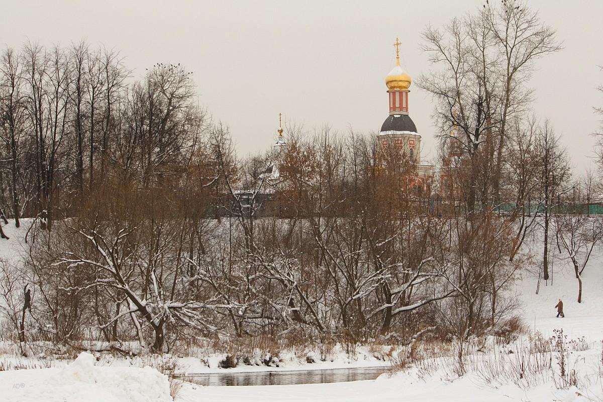 Храм Троицы Живоначальной в Свиблове