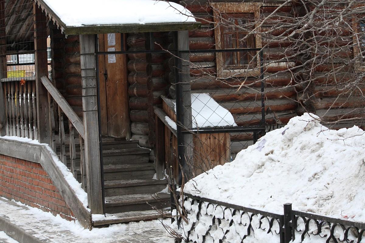 Деревянная часовня Николая Чудотворца