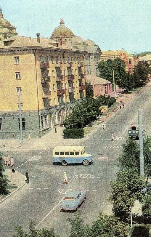 Улица имени Попова