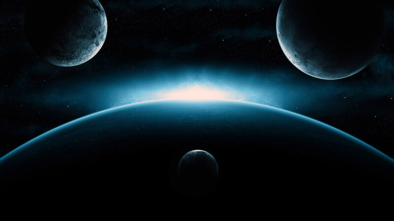 Обои космос 1920x1080