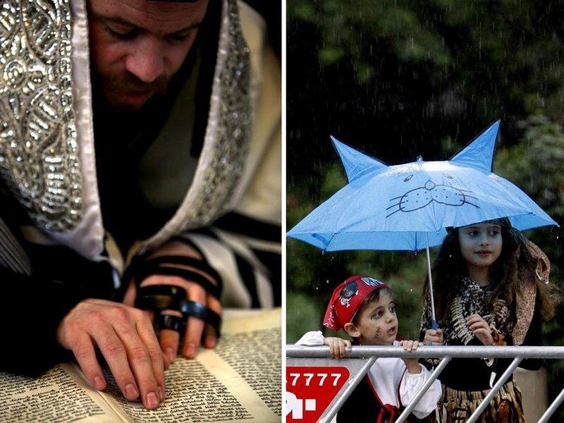 Еврейский праздник Пурим