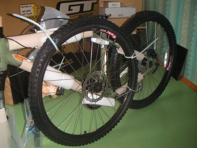 Вот такой вот будущий велосипед