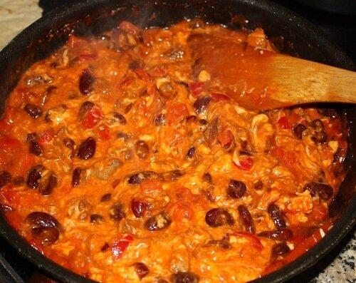 Начинка для буррито